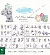 Me To You Easter 2016 Decoupage FSC Papel Pack para Tarjetas y Manualidades