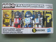Transformers kre-o kreon micro-changers Ultimate Super Collection A4642