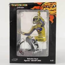 1:12 Valentino Rossi Riding 2006 Moto GP Figurine 312 060146 Minichamps