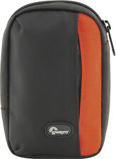 Lowepro - Newport 30 Camera Case - Black/Pepper Red