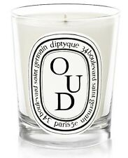 Diptyque Paris OUD Candle 190g 6.5 oz Brand New Sealed in Box