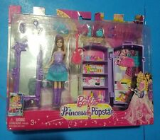 Mattel Barbie The Princess and The Popstar Mini-Doll Scene Keira NIP X3695