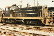 Y266 (2) RP 1960s? SCL SEABOARD COAST LINE RAILROAD ENGINE #199