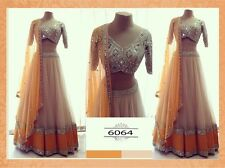 Designer Party Wear Indian Wedding SarI Bridal Bollywood Lehenga Choli Duppatta