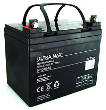 Tondeuse à gazon batterie ultra max npg35ah-12v (33ah 34ah & 36ah) Gel Batterie