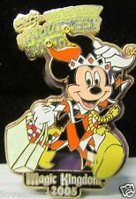 Disney WDW Mickey's Not So Scary Halloween Party Jester Mickey Pin