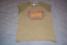 Ms. Manner's Sweet and Tangy Country BBQ T- Shirt Route 66 Old Navy Womens small