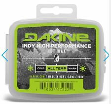 DAKINE INDY HOT WAX ALL TEMP NEW FW SCIOLINA SNOWBOARD SKI