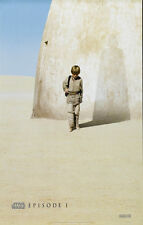 24X36Inch Art STAR WARS PHANTOM MENACE Movie Poster Episode 1 Empire Jedi P10