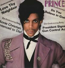 PRINCE Controversy Vinyl LP 2011 (8 Tracks) NEW & SEALED