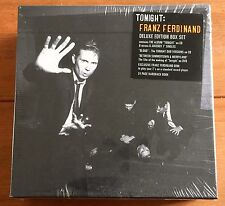 "Franz Ferdinand- Tonight 6x7"" Vinyl Box Set Cd DVD Sealed"