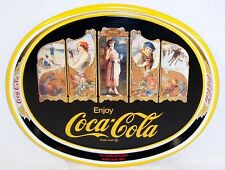 NEW 1939-1984 COCA COLA BOTTLING COMPANY OF CAPE COD 45th ANNIVERSARY TRAY - NOS