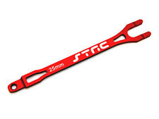 STRC Traxxas Slash 2wd Slash 4x4 Pro Racing Battery Strap (Red) ST3727R