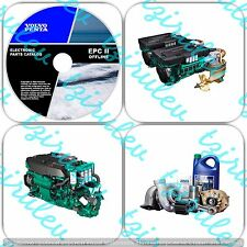 VOLVO Penta EPC II 01 2016 Parts Manuals Software For All Volvo Engines