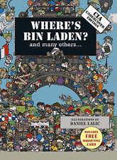 Where's Bin Laden: CIA Undercover Edition by Daniel Lalic, Xavier Waterkeyn...
