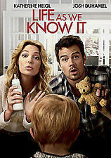 Life As We Know It (DVD, 2011) USED