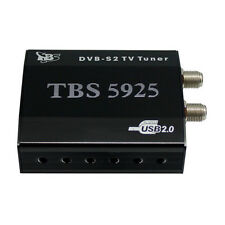 TBS5925 USB DVB S2 TV Box 32/16APSK/CCM/ACM/VCM for Satellite Hunt