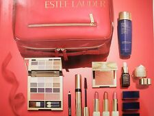 Estee Lauder BLOCKBUSTER GIFT SET MAKEUP KIT EYE SHADOWS LIPSTICKS MASCARA NEW