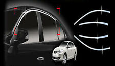 Top Window Accent Line Trim Ssangcarful 4P 1Set For 10 11 Fluence : New SM3