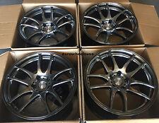 """18"""" ESR SR08 Wheels For Mazda RX7 RX8 18x8.5 +30 / 18x9.5 +35 5x114.3 Rims"""