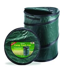 Collapsible Trash Can Outdoor Portable Pop Up Garbage Bin Camping Waste RV Camp