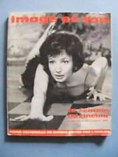 Revue Image et Son n° 167-168 1963 La Femme au Cinéma