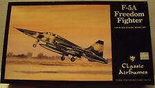 Classic Airframes 1/48 Northrop F-5A Freedom Fighter W/Resin Kit #485 Mint