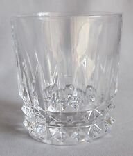 Old Fashioned Glass Tumbler Cristal D'Arques Tuilleries Villandry Pattern