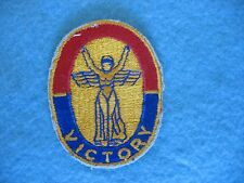 1950's German made US Army 1st Infantry Division Headquarters pocket patch