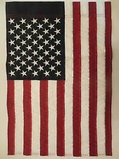 American Flag, USA, sewn stars & sewn Stripes, Patriotic Garden flag