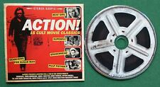 Mojo - Action 15 Cult Movie Classics inc Beat Girl Pulp Fiction Eraserhead + CD