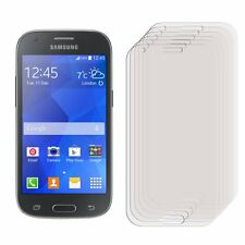 6 MATTE Membrane Screen Cover Guard Film Foil For Samsung Galaxy Ace 4