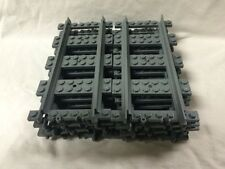 Lego Train City 8 RC Straight Tracks Mint 3677/7939/60052/60051