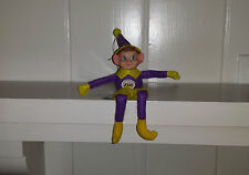 EAST CAROLINA ECU PIRATES CHRISTMAS ELF PIXIE 12""