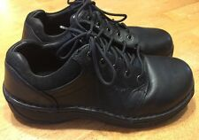 WOMENS RED WING LEATHER WORK SHOES-Model 2323-Size 6.5D Aluminum Toe-EUC