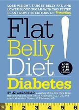Flat Belly Diet! Diabetes: Lose Weight, Target Belly Fat, and Lower Bl-ExLibrary