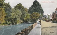 Post Card - Bonchurch Pond I.O.W.