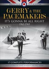 British Invasion: Gerry & the Pacemakers - It's Go DVD Region ALL