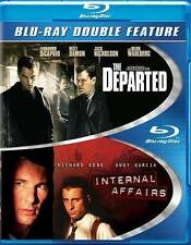 Internal Affairs/The Departed DBFE [Blu-ray]