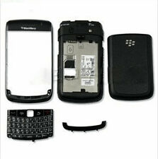 Housing Cover fascia facia faceplate for Blackberry Bold 9780  w/ keypad black