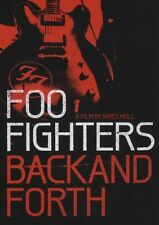 "FOO FIGHTERS ""BACK AND FORTH"" DVD NEU"