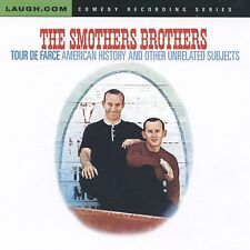 THE SMOTHERS BROTHERS - TOUR DE FARCE - NEW CD
