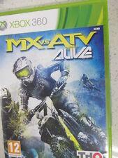 Mx Vs ATV ALIVE xbox 360