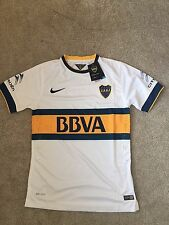 Nike Soccer Boca Juniors Away Jersey White 2014/15 Size XL