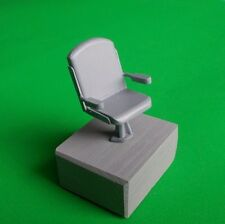 Captains Bridge Chair in 1/24th Scale.   Model Boat Fittings.