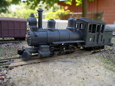 HOn30 Eustis 0-4-4 Forney Conversion kKit By Railway Recollections