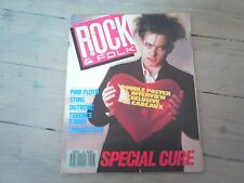 ROCK & FOLK N° 246 / NOVEMBRE 1987 / excellent état
