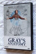 GRAY'S ANATOMY, STARRING- SPALDING GRAY (DVD) R-1, LIKE NEW, FREE POST AUS-WIDE