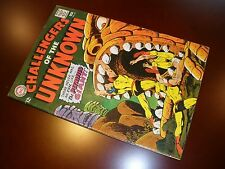 DC Comics Challengers of the Unknown # 59 Nice Copy
