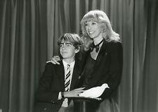 MIREILLE DARC JUSTE AVANT LE MARIAGE 1982 PHOTO ANCIENNE ARGENTIQUE N°1